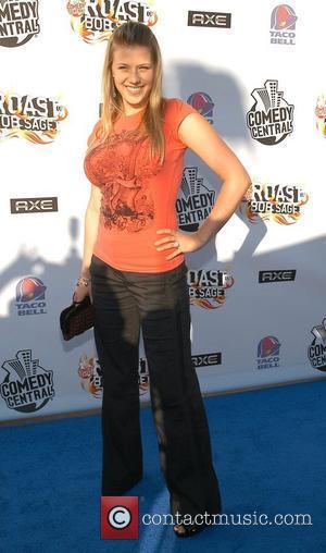 Jodie Sweetin Comdey Central Roast of Bob Saget at the Warner Brothers Studio Lot Burbank, California - 03.08.08