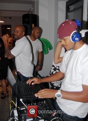Damon Dash and DJ Boogie Dash