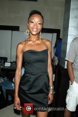 Yaya DaCosta Opening Night After Party for the Off-Broadway play 'The First Breeze of Summer' at 44 1/2 Restaurant. New...