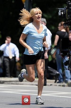 Kate Hudson and Central Park