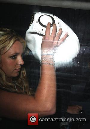 Britney Spears leaving Koi restaurant in West Hollywood Los Angeles, California - 14.08.08
