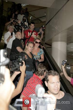 Britney Spears and Her Father Jamie Spears