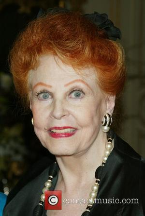 Arlene Dahl The Broadway Walk of Stars Foundation Benefit held at River House New York City, USA 15.09.08
