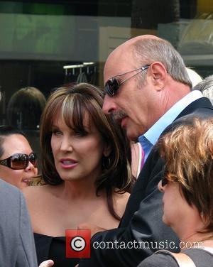 Dr Phil Mcgraw, Phil Mcgraw, Star On The Hollywood Walk Of Fame and Walk Of Fame