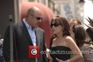 Dr Phil, Robin Mcgraw and Walk Of Fame