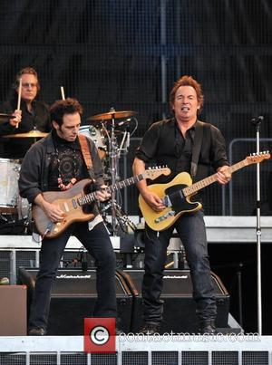Bruce Springsteen Plays At Own Tribute Concert