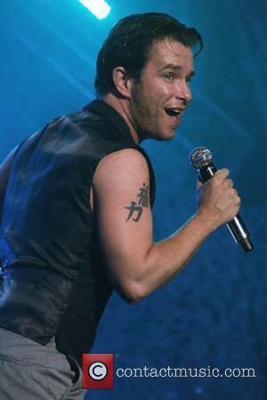 Stephen Gately of Boyzone The Bryn Terfel Faenol Festival - Day 1 Bangor, Wales - 23.08.08