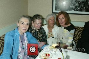 Marian Seldes, Elizabeth Wilson, Frances Sternhagen and Susan Sullivan