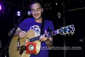 Tom Smith The Editors performing at the Burma Cyclone Disaster Fund charity concert held at the Scala London, England -...
