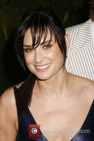 Demi Moore 7th Annual Chrysalis Butterfly Ball held at a Private Estate Los Angeles, California - 31.05.08
