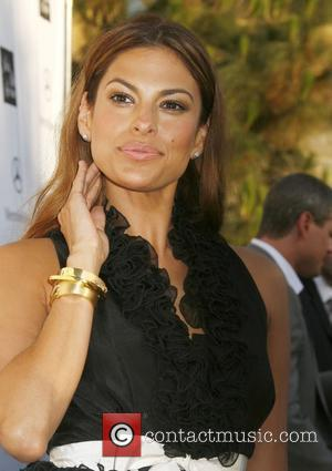 Chrysalis Butterfly Ball, Eva Mendes