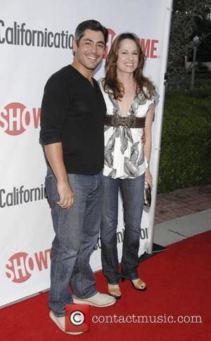 Danny Nucci and Paula Marshall Californication DVD Release Party - Arrivals Los Angeles, USA - 16.06.08