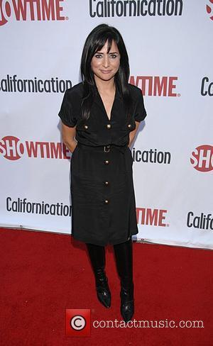Pamela Adlon Californication DVD Release Party - Arrivals Los Angeles, USA - 16.06.08