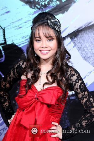 Anna Maria Perez de Tagle The New York Premiere of the Disney Channel's 'Camp Rock' held at the Ziegfeld Theatre...
