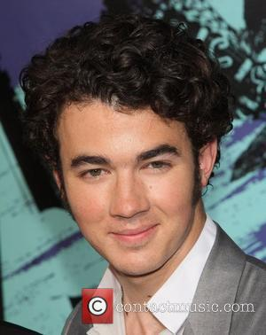 Kevin Jonas The New York Premiere of the Disney Channel's 'Camp Rock' held at the Ziegfeld Theatre - Arrivals New...