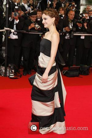 Natalie Portman The 2008 Cannes Film Festival - Day 12 Palme d'Or Closing Ceremony - Arrivals at the Palais des...