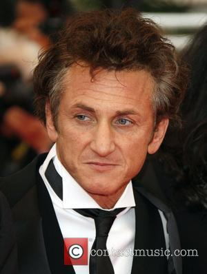Sean Penn, Cannes Film Festival, 2008 Cannes Film Festival