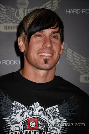 Carey Hart Private birthday party for Carey Hart at the New Wasted Space Nightclub inside the Hard Rock Hotel Casino...