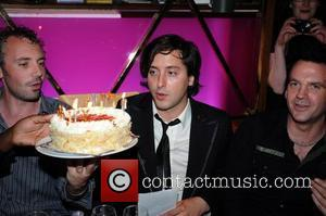 Carl Barat The Kitsch Lounge Riot host Carl Barat of Dirty Pretty Things (formerly of The Libertines) Birthday Party at...