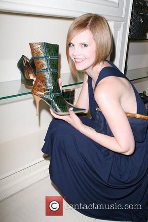 Kiersten Warren  Launch of Carmen Steffens 2008 Fall/Winter Collection held at Westfields Fashion Square Mall in Sherman Oaks Los...