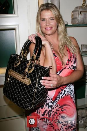 Kristy Swanson  Launch of Carmen Steffens 2008 Fall/Winter Collection held at Westfields Fashion Square Mall in Sherman Oaks Los...