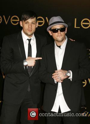 Joel Madden and Benji Madden of Good Charlotte Cartier Charity Love Bracelet Launch held at a Private Residence - Arrivals...