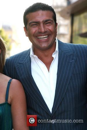 Tamer Hassan Premiere of Cass held at the Empire cinema London, England - 28.07.08