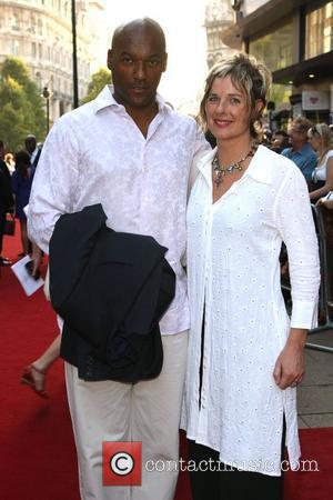 Colin Salmon and guest Premiere of Cass held at the Empire cinema London, England - 28.07.08