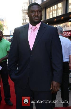 Nonso Anozie Premiere of Cass held at the Empire cinema London, England - 28.07.08