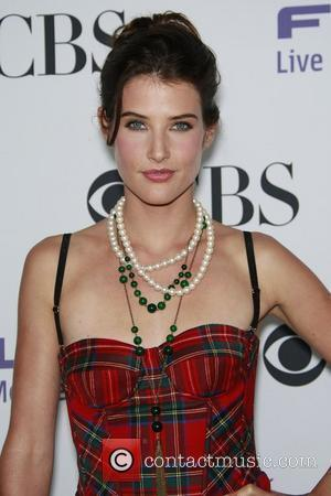 Cobie Smulders CBS Comedies Season Premiere Party - Arrivals at Area Club Los Angeles, California 17.09.08