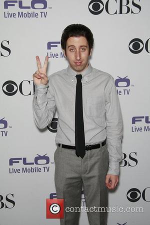 Simon Helberg CBS Comedies Season Premiere Party - Arrivals at Area Club Los Angeles, California - 17.09.08