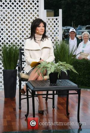 Julie Chen and Cbs