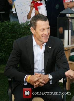 Lance Armstrong and Cbs