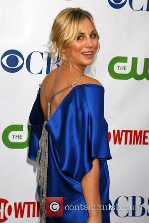 Kaley Cuoco CBS, CW and Showtime Press Tour Stars Party at Boulevard 3 Los Angeles, California - 18.07.08