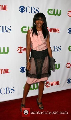Marsha Thomason CBS, CW and Showtime Press Tour Stars Party at Boulevard 3 Los Angeles, California - 18.07.08