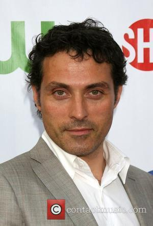 Rufus Sewell CBS, CW and Showtime Press Tour Stars Party at Boulevard 3 Los Angeles, California - 18.07.08
