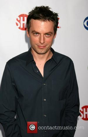 Justin Kirk  arriving at the CBS TCA Summer 08 Party at Boulevard 3 Los Angeles, California - 18.07.08
