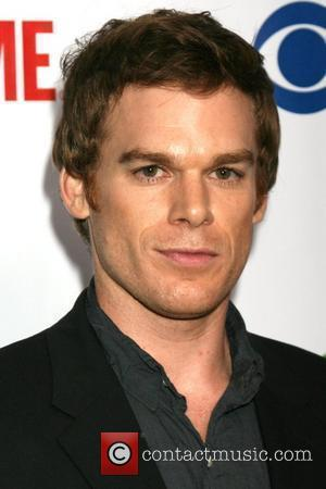 Michael C Hall  arriving at the CBS TCA Summer 08 Party at Boulevard 3 Los Angeles, California - 18.07.08