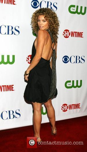 AnnaLynne McCord  arriving at the CBS TCA Summer 08 Party at Boulevard 3 Los Angeles, California - 18.07.08
