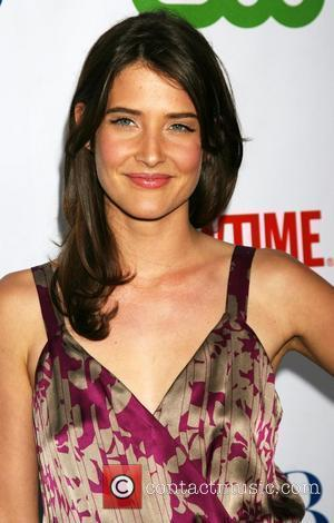 Cobie Smulders and CBS