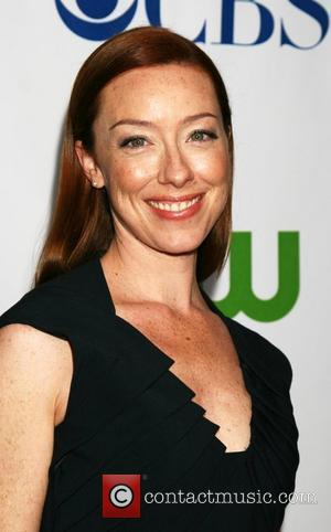 Molly Parker  arriving at the CBS TCA Summer 08 Party at Boulevard 3 Los Angeles, California - 18.07.08