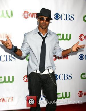 Shemar Moore and CBS
