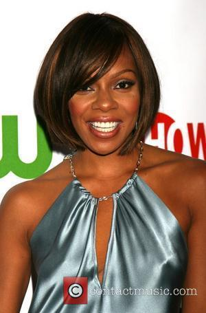 Wendy Raquel Robinson  arriving at the CBS TCA Summer 08 Party at Boulevard 3 Los Angeles, California - 18.07.08