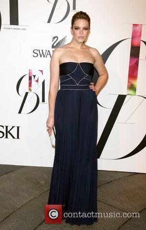 Mandy Moore and Cfda Fashion Awards