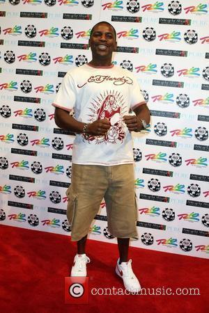 Mekhi Phifer 2nd Annual Ante Up for Africa - No Limit Texas Hold-Em Tournament at Rio Hotel and Casino Las...
