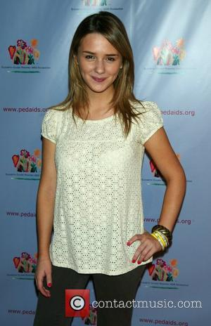 Addison Timlin attending the 'Kids For Kids Carnival' to benefit The Elizabeth Glaser Pediatric AIDS Foundation held at the Park...