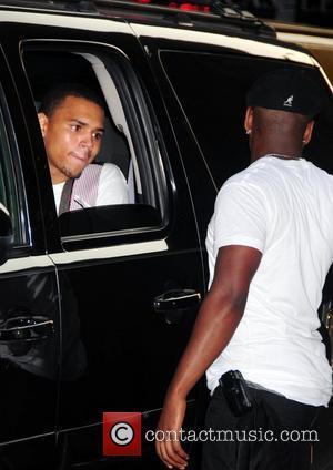 Chris Brown and Ne-yo