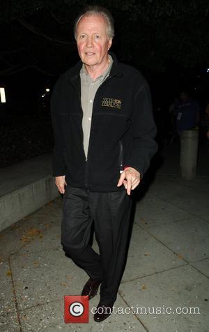 Jon Voight and Staples Center