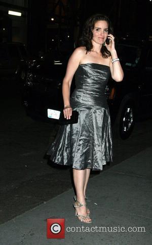 Tina Fey and Cfda Fashion Awards