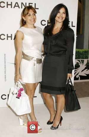 Lauren Sanchez and Guest Chanel Celebrates New Concept Boutique on Robertson Boulevard held at Chanel Los Angeles, California - 29.05.08